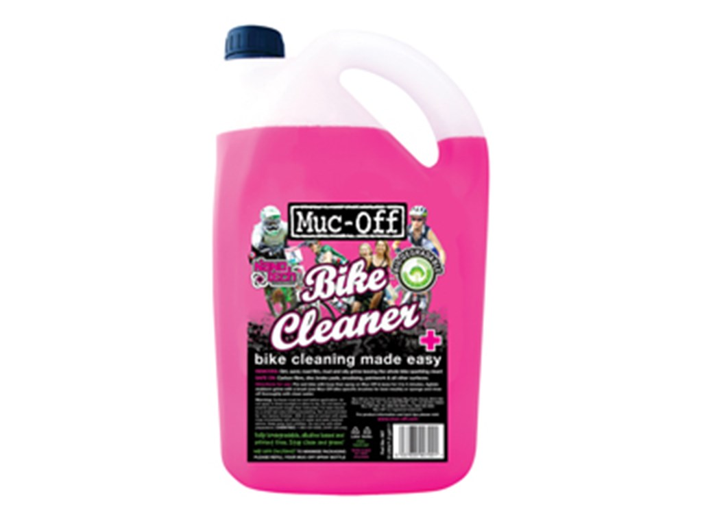 MUC-OFF Bike cleaner 5 liter